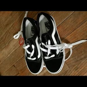 Old Skool Vans women's 6.5